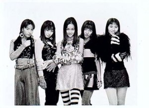 SUPER MONKEY'S時代の安室奈美恵